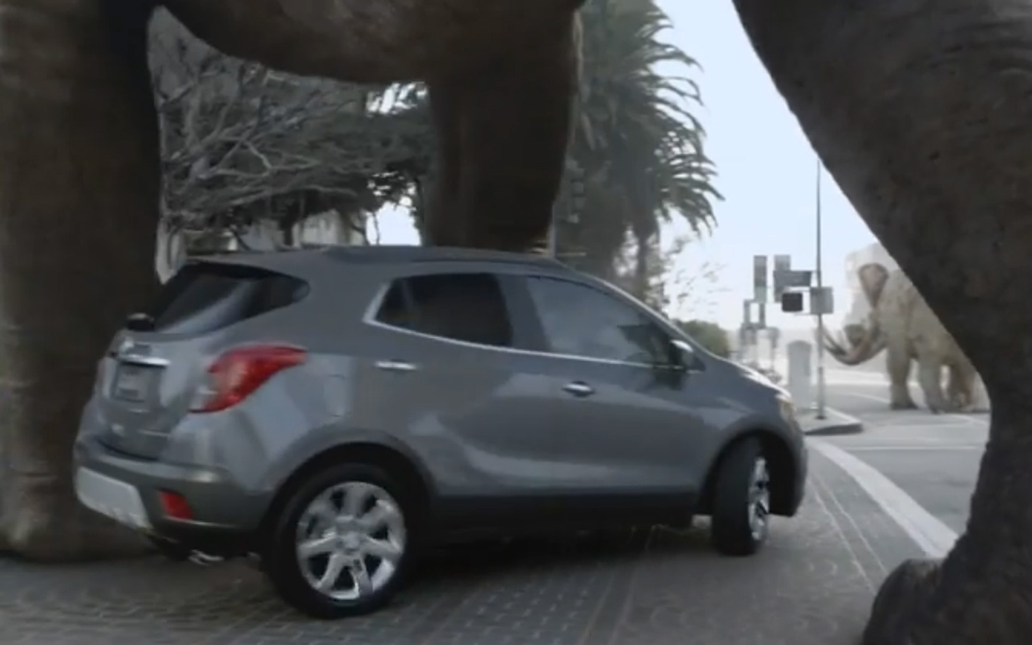 2013 Buick Encore Dinosaur Commercial Image 71