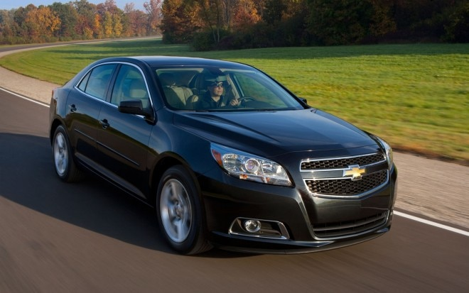 2013 Chevrolet Malibu ECO Right Front 111 660x413
