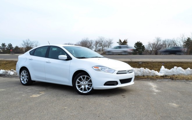 2013 Dodge Dart SXT Front Right Side View