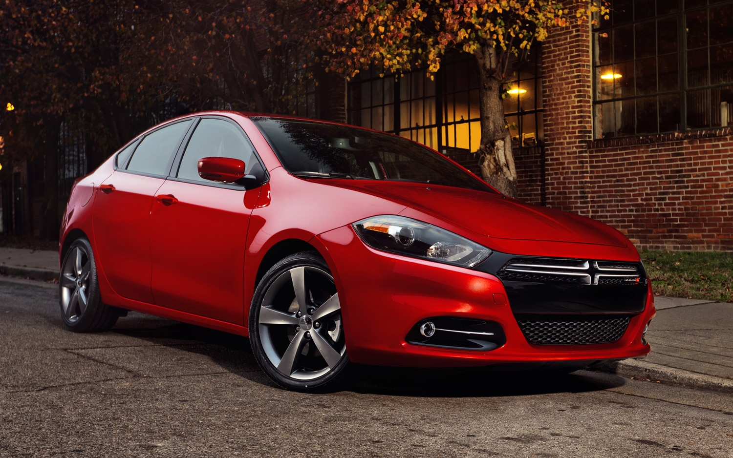 2013 Dodge Dart Front Three Quarter1