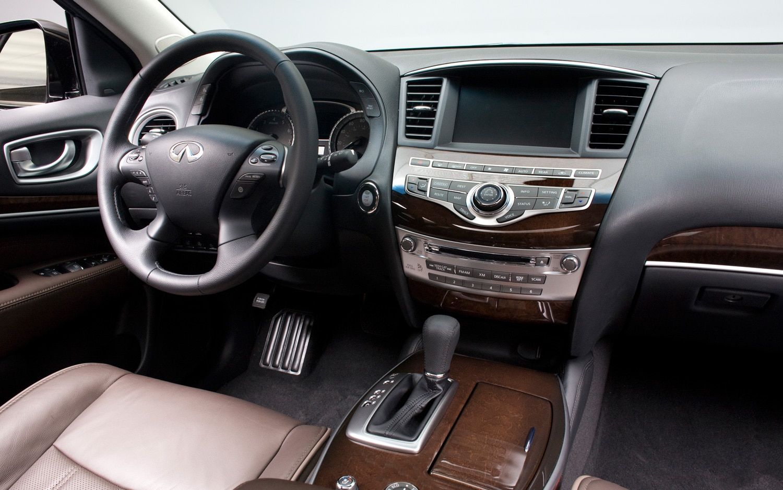 2014 Infiniti Qx60 Hybrid Debuts At New York Auto Show