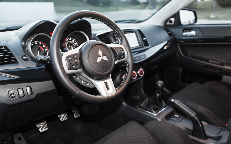 2013 Mitsubishi Lancer Evolution GSR - Autoblog