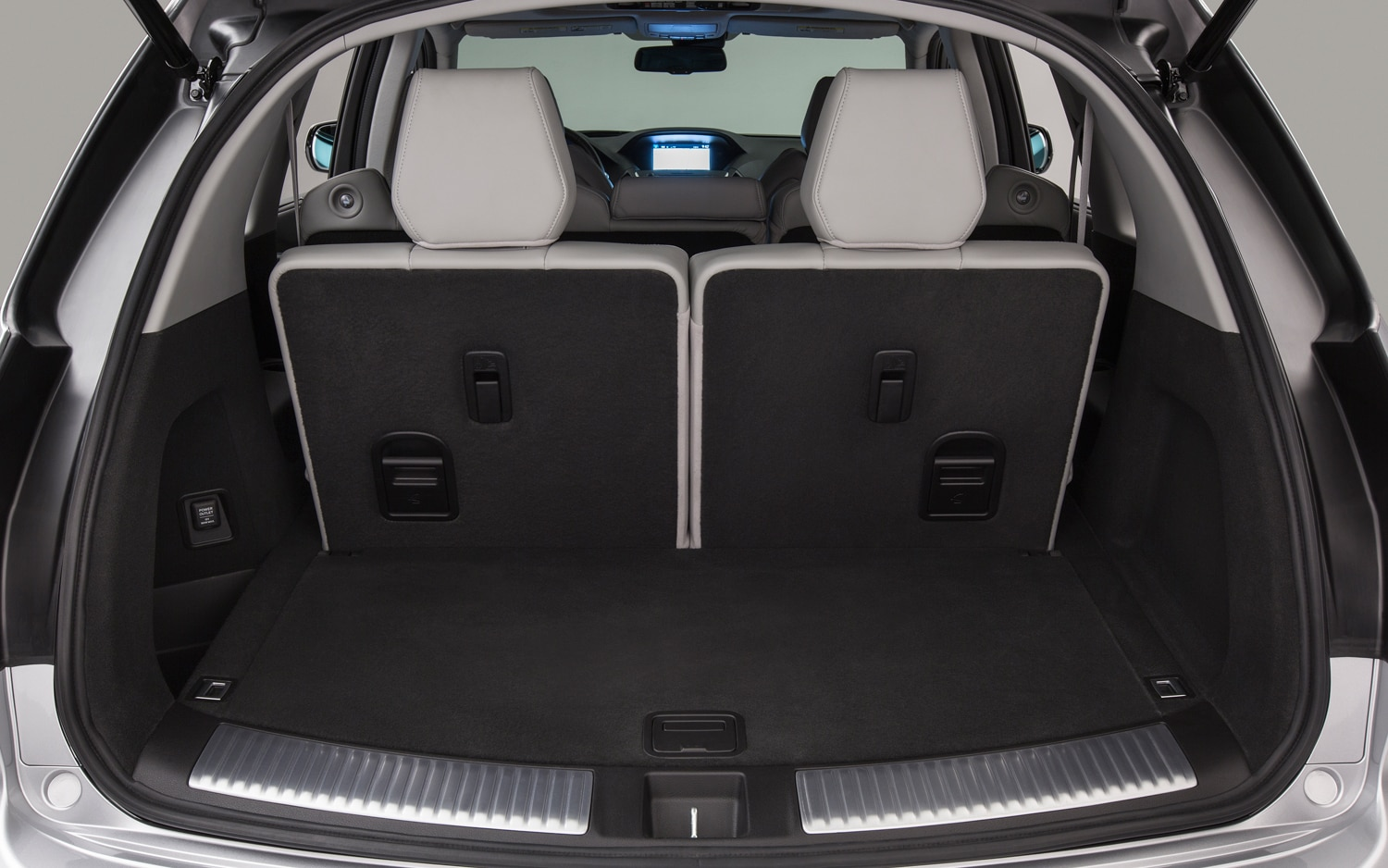 Acura Mdx 2017 Cargo Space Best New Cars For 2018