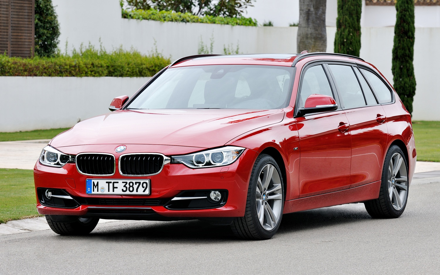 BMW I Sport Wagon Priced From - Bmw 328i sport