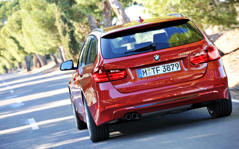 BMW I Sport Wagon Priced From - 2014 bmw 328i sport wagon