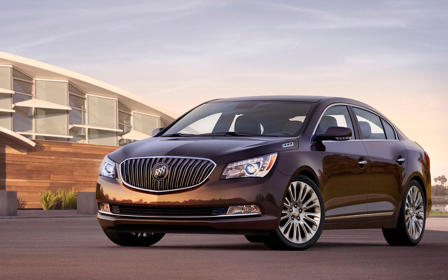 First Look 2014 Buick Lacrosse Automobile Magazine