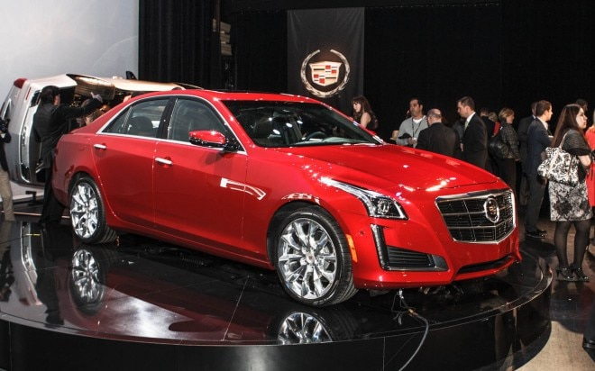 2014 Cadillac CTS NYIAS Preview Patrick M Hoey 61 660x412