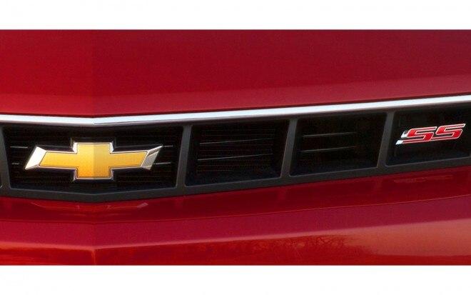 2014 Chevrolet Camaro Grille Teaser1 660x413