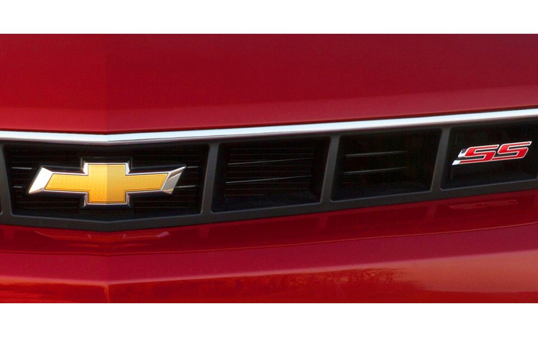 2014 Chevrolet Camaro Grille Teaser1