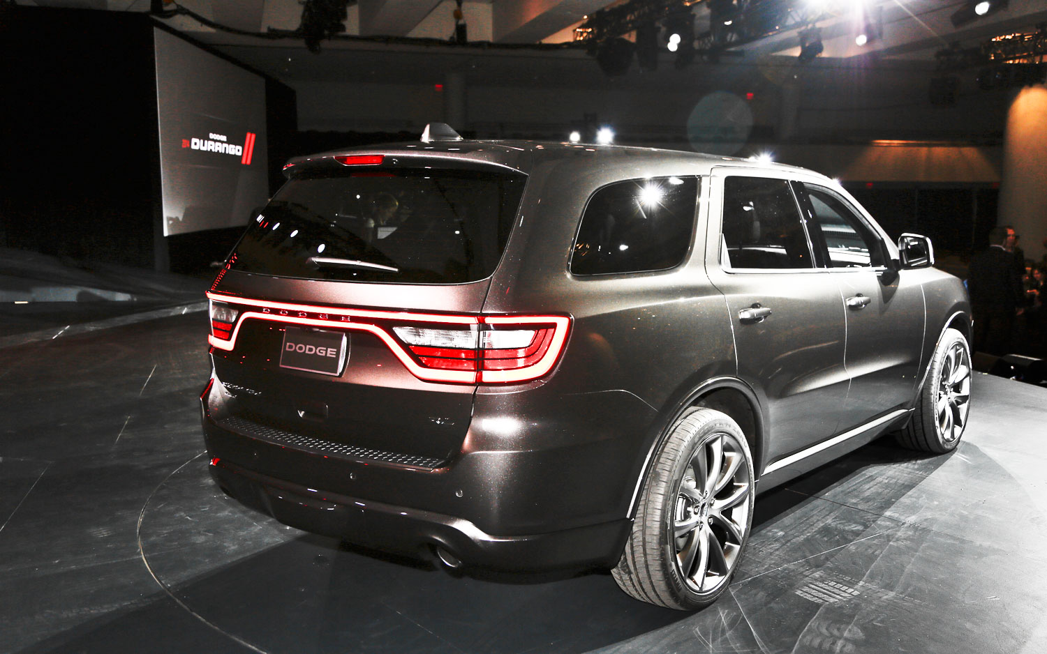 first look: 2014 dodge durango - automobile magazine