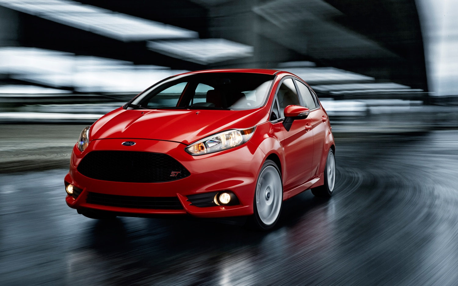 2014 Ford Fiesta ST Front Left View 31