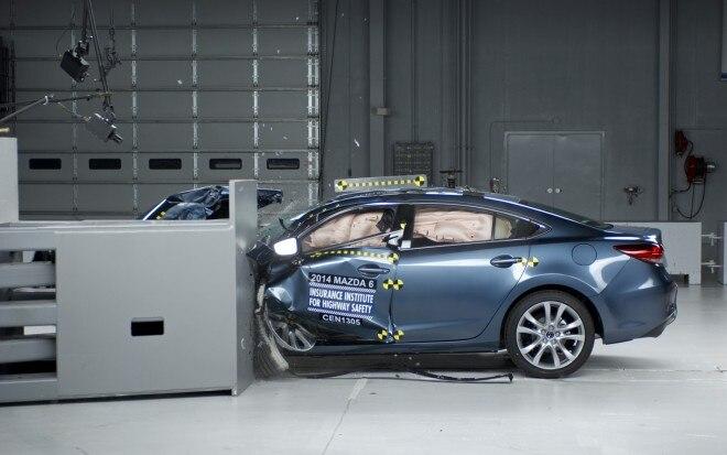 2014 Mazda 6 Crash Test Left Side View1 660x413