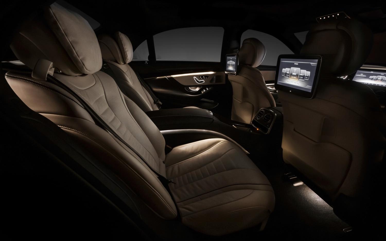 show more - Mercedes Benz 2014 S Class Interior