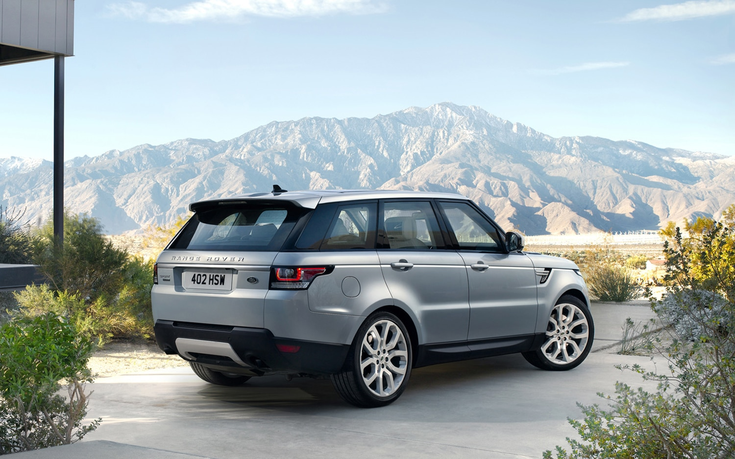 2014 Land Rover Range Rover Sport First Look  Automobile Magazine