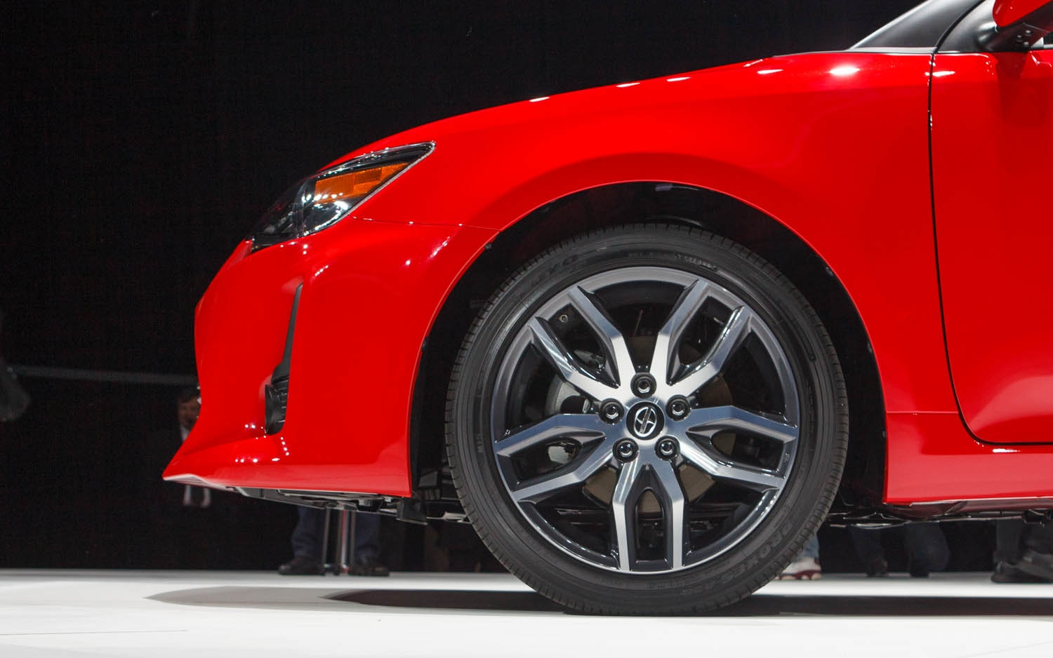 new york 2013 2014 scion tc wears an fr s face. Black Bedroom Furniture Sets. Home Design Ideas