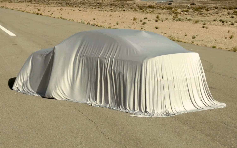 Audi A3 Sedan Teaser Rear Three Quarter