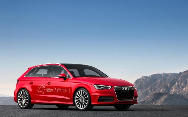 Audi A3 E Tron Front Three Quarter 11 660x413