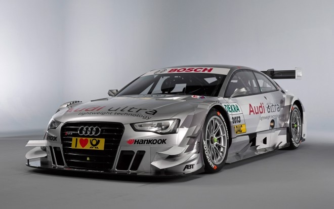 Audi RS5 DTM Front Three Quarter1 660x413