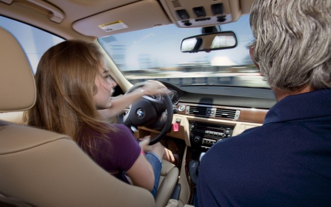 BMW Teen Driving School 11 660x413