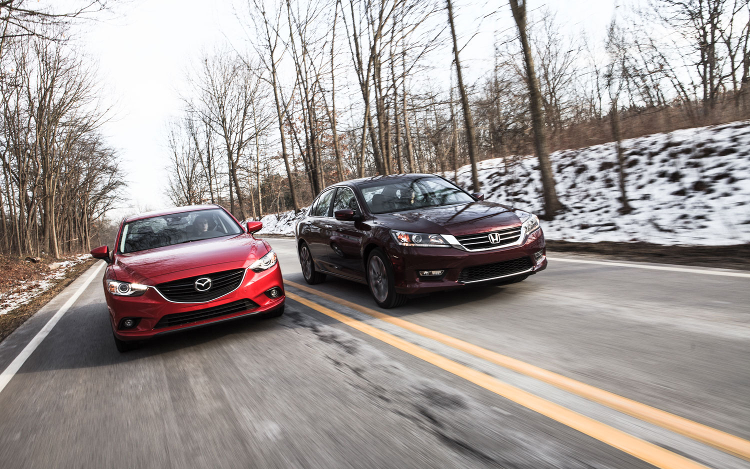 Family Sedan Comparo Honda Accord Vs Mazda 6 Side By Side1