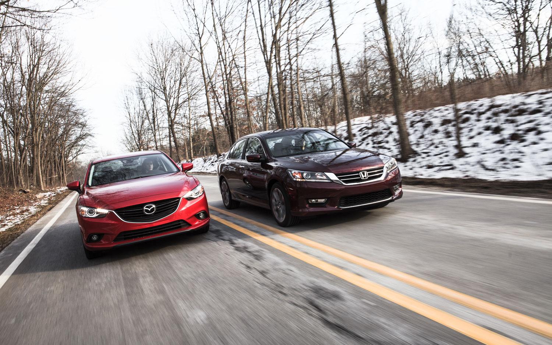 Family Sedan Comparo Honda Accord Vs Mazda 6 Side By Side1