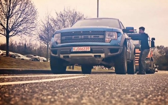 Ford Raptor Tanner Foust About To Get In1 660x413