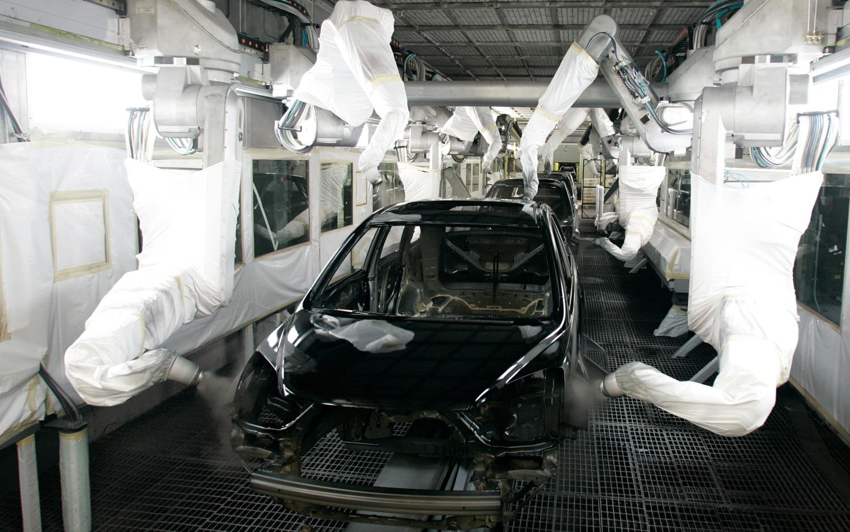 Honda Manufacturing Plant 021