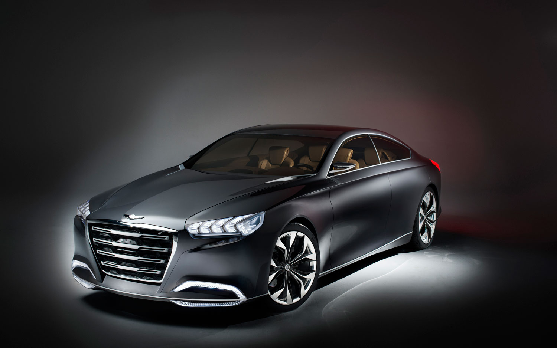 Hyundai HCD 14 Front 34 View1