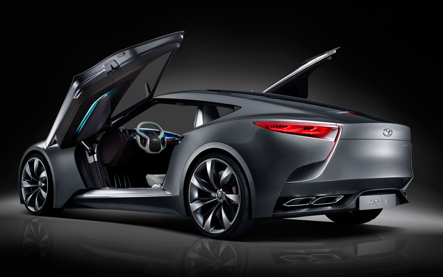 hyundai genesis coupe 2017 by hyundai hnd 9 coupe concept debuts in seoul