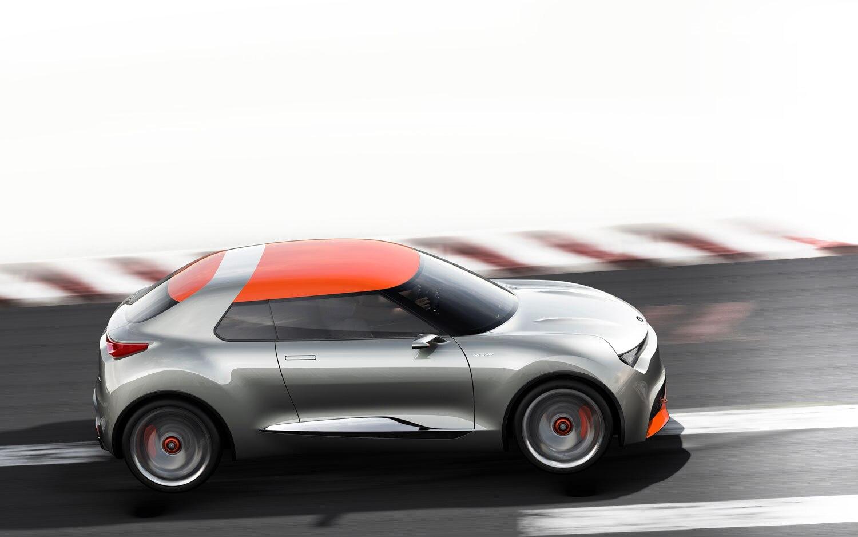 Kia Provo Concept Right Side View1