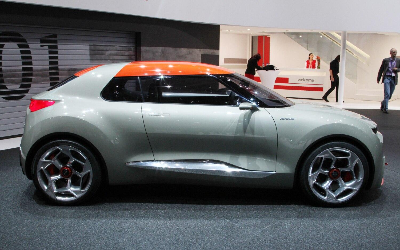 Kia Provo Concept Side1