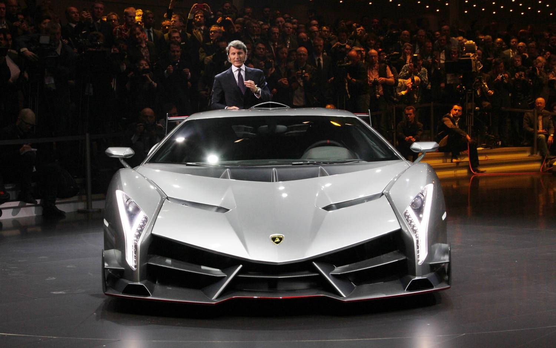 First Look Lamborghini Veneno Automobile Magazine