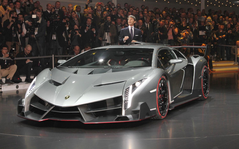 Hyper-Rare Lamborghini Veneno Up for Sale for $11.1 Million ... for Lamborghini Veneno Gold  111bof