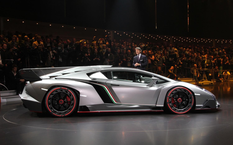 First Look: Lamborghini Veneno