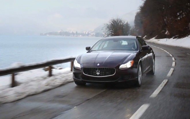 Maserati Quattroporte S Q4 Snow Video Image 31 660x413