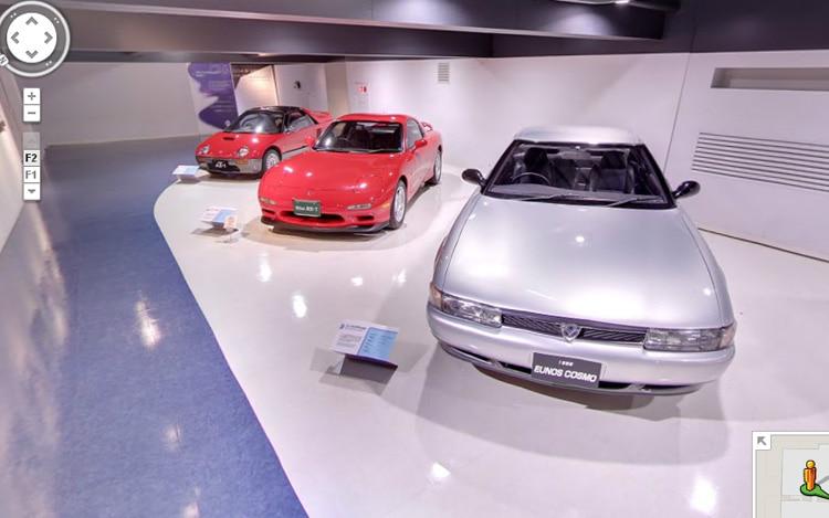 Mazda Trio Google Street View1