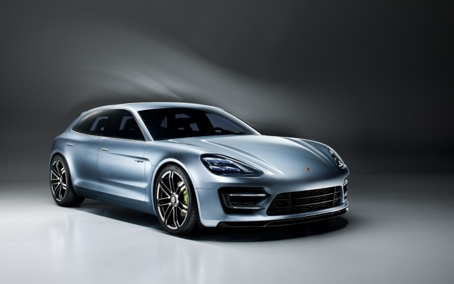 Porsche Panamera Sport Turismo Front Right View1 660x413