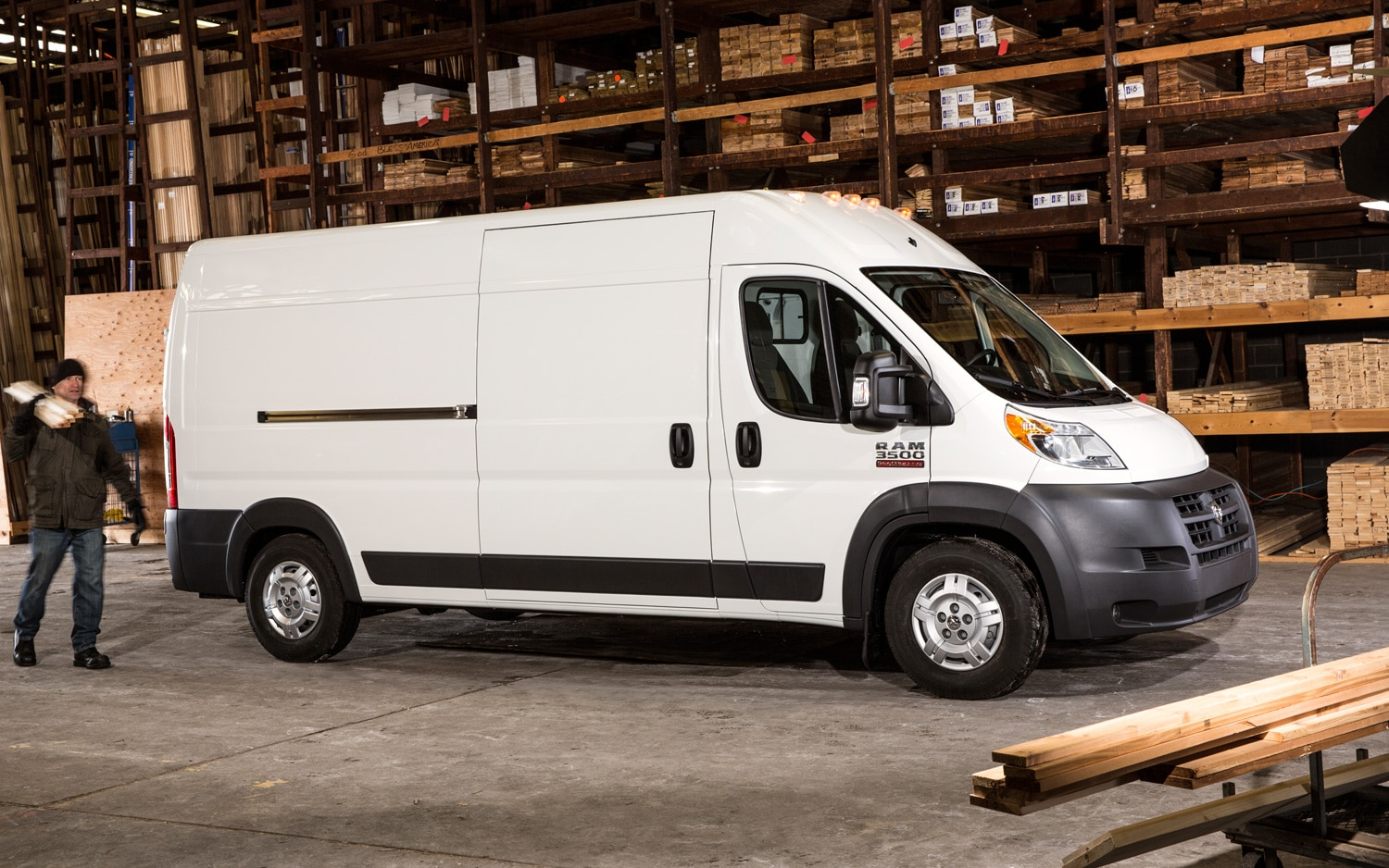 Ram ProMaster Right Side 11