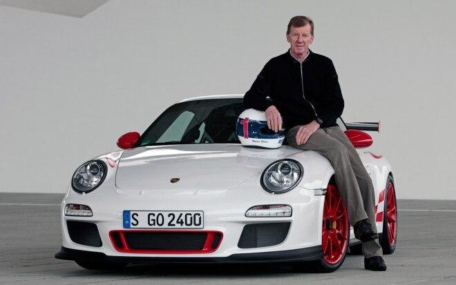 Walter Rohrl With Porsche 911 GT2 RS1 660x413