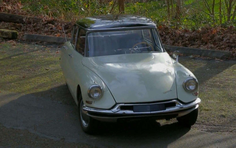 1956 Citroen DS 19 Front1