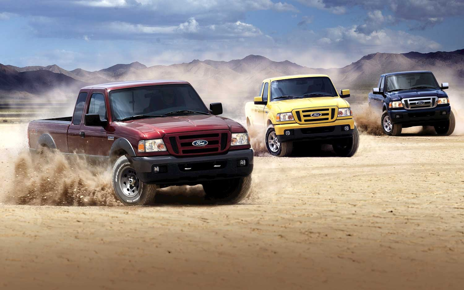 2006 Ford Rangers1