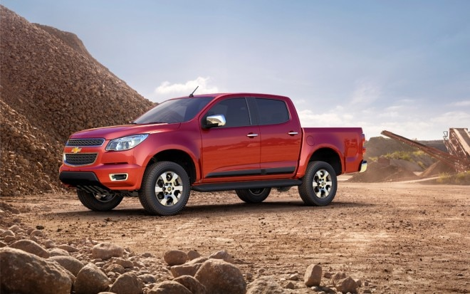 2012 Chevrolet Colorado Profile11 660x413