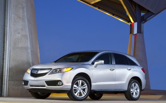 2013 Acura RDX Front Three Quarter1 660x413