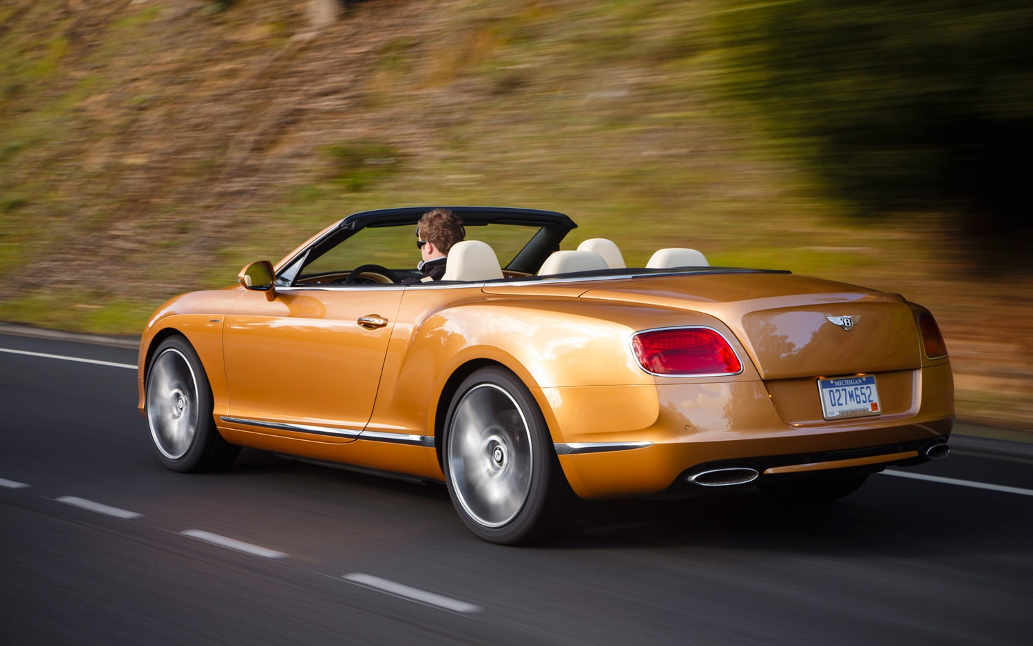 2013 bentley continental gt speed convertible first drive every continental vanachro Images