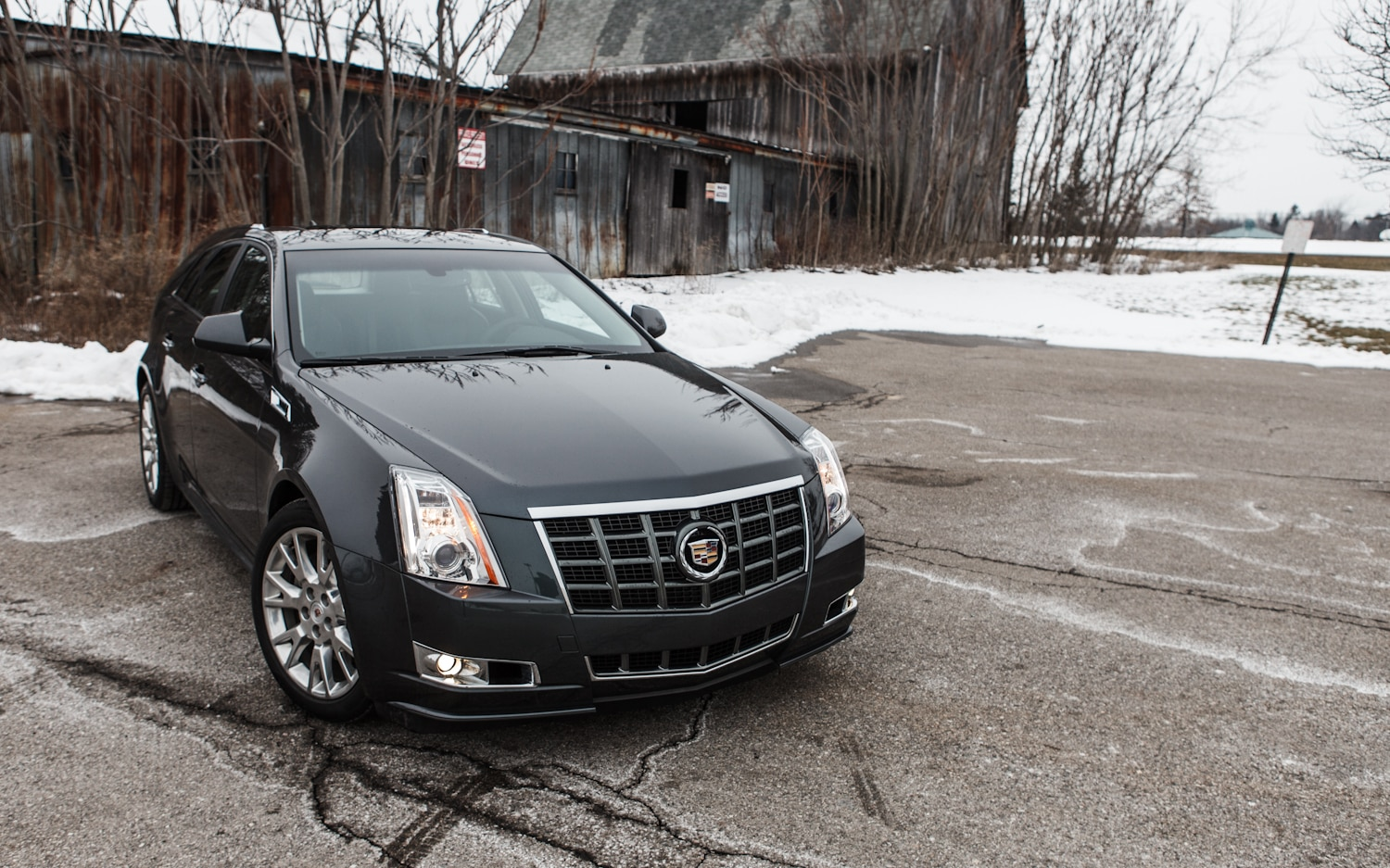 review ats blogspot tirekicker cadillac new awd car