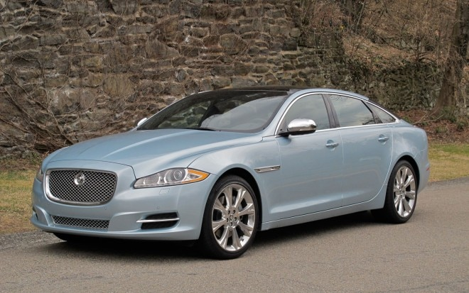 2013 Jaguar XJ 3 0 AWD Front Left View1 660x413