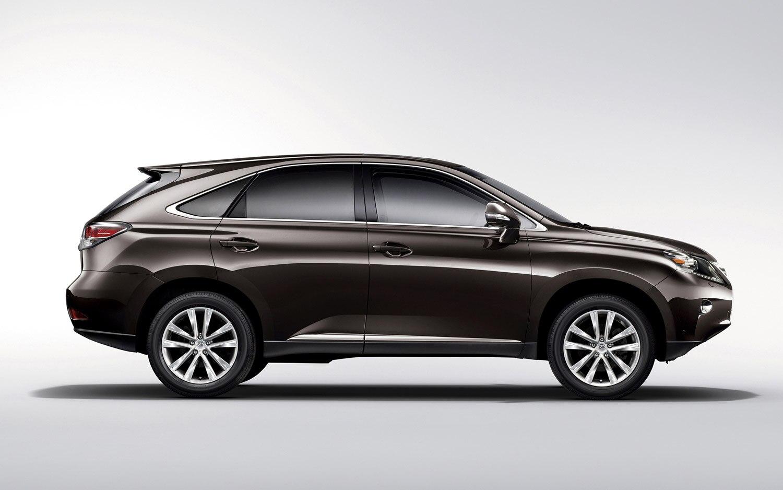 2013 Lexus RX350 Profile1