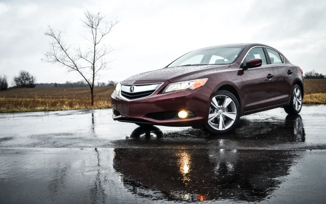 2013 Acura Ilx Front Three Quarter View1 660x413