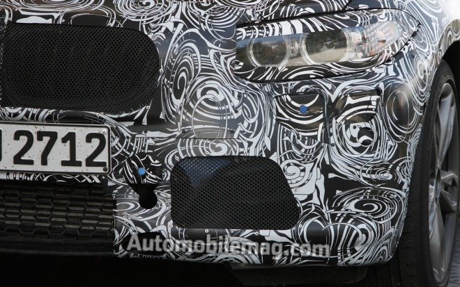 2014 BMW 235i Front End Spied Amag1 660x413