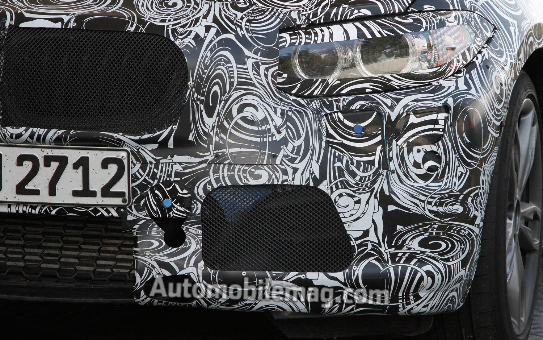 2014 BMW 235i Front End Spied Amag1